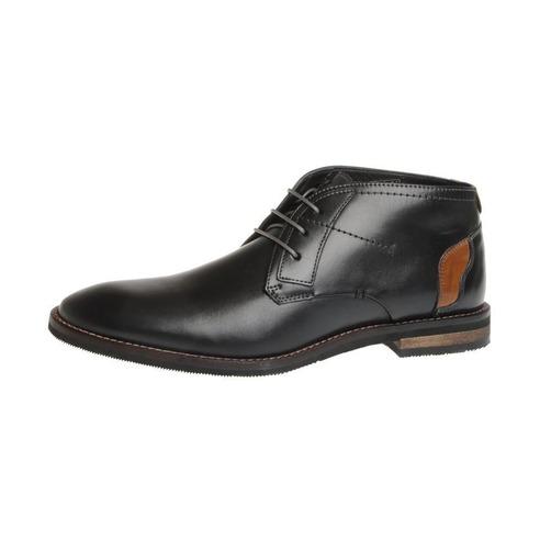 1b69fe2c1c8c Soňa - Pánska obuv - Zimná - Čierne kožené topánky Salamander