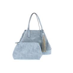 Soňa - Dámska - Dámske kabelky - Modrá dámska kabelka do ruky značky ... 7da239d90bd