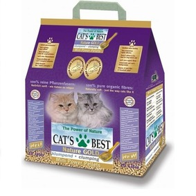 Cats best Nature gold kočkolit 10l