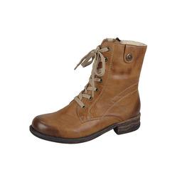 5447681a52 Hnedé dámske topánky so šnurovaním Rieker