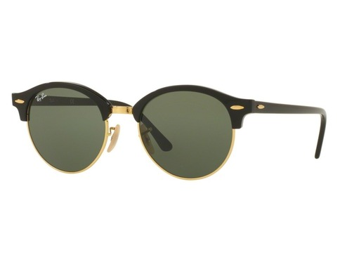 RAY-BAN ORIGINAL CLUBROUND 0RB4246 901