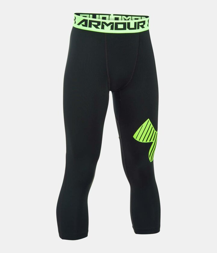Armour 3/4 Logo Legging Legíny