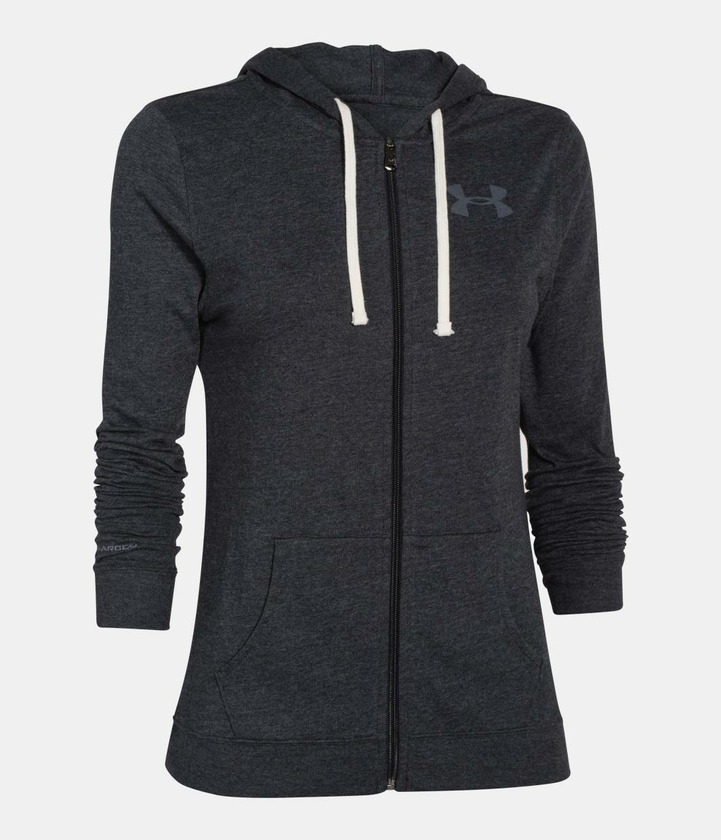 CHARGED COTTON® TRI-BLEND FULL ZIP HOODIE Mikina