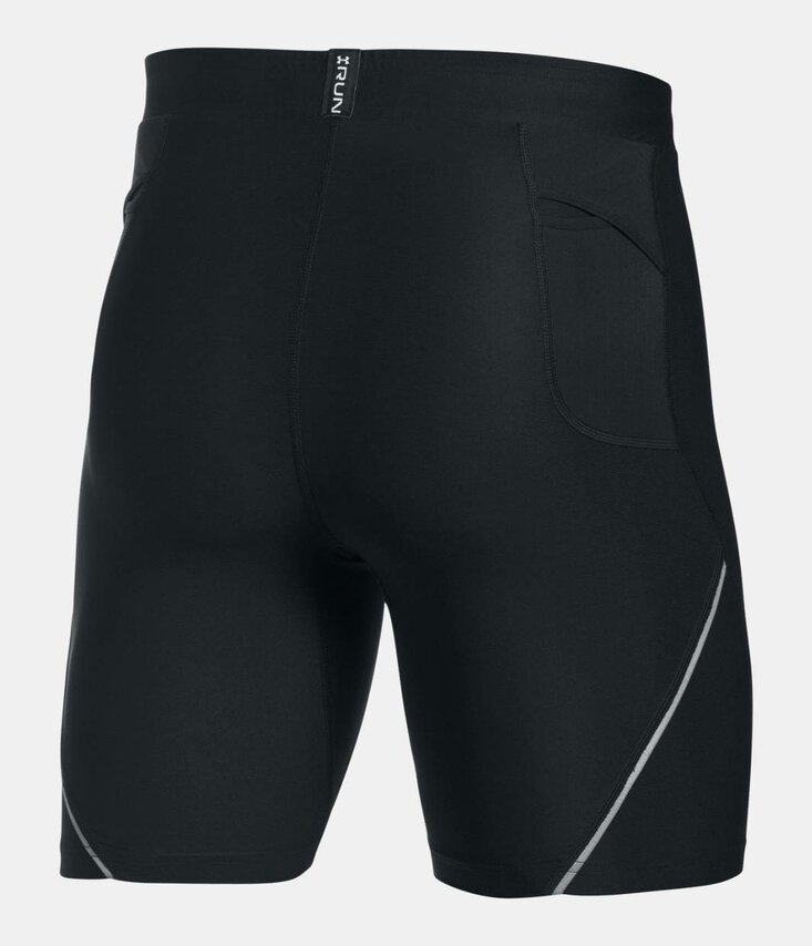 RUN TRUE HEATGEAR HALF TIGHT Šortky
