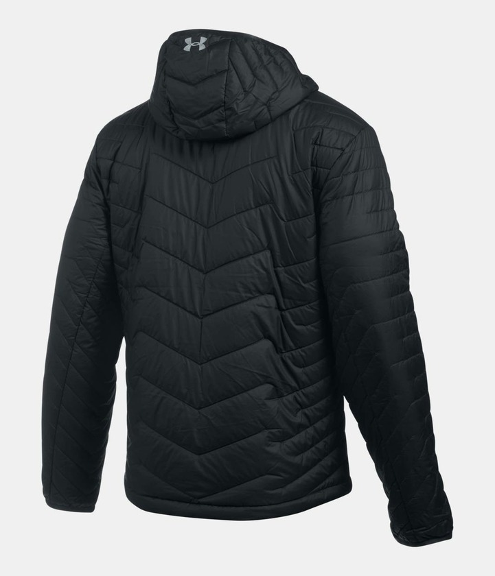 UA CGR Hooded Jacket Bunda