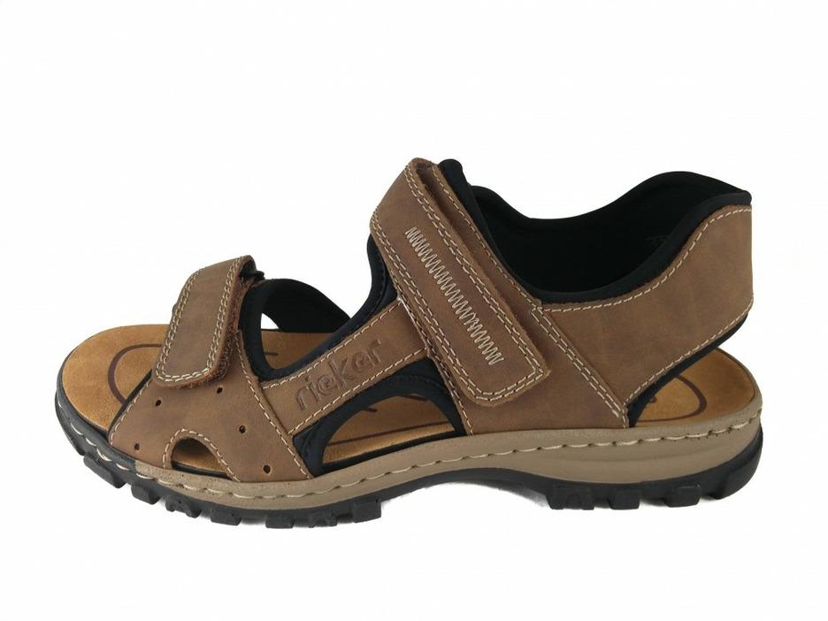 c6f748ed292e Soňa - Pánska obuv - Sandále - Hnedá pánska otvorená sandála značky ...