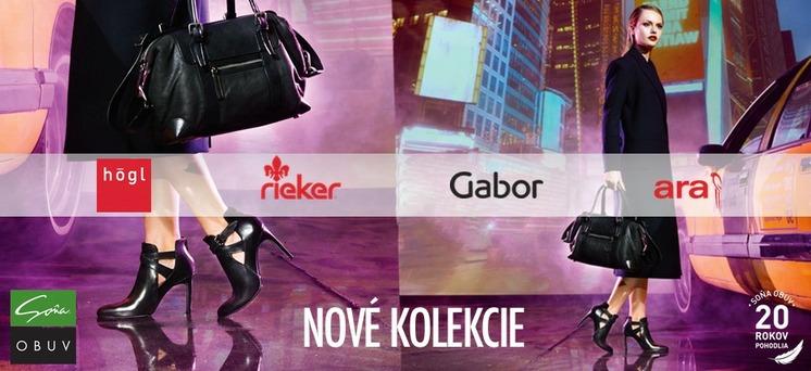 49629e47599e Objavte pohodlie nových kolekcií obuvi v Soni!
