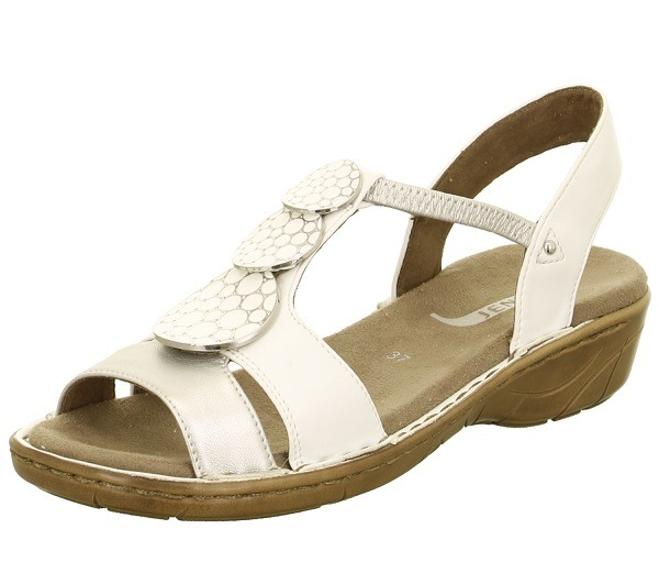 e75db48948a0 ARA - Sandále - Dámske sandále na nízkom podpätku značky Jenny