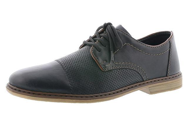 f9a57748d Soňa - Pánska obuv - Poltopánky - Pánska šnurovacia obuv značky Rieker